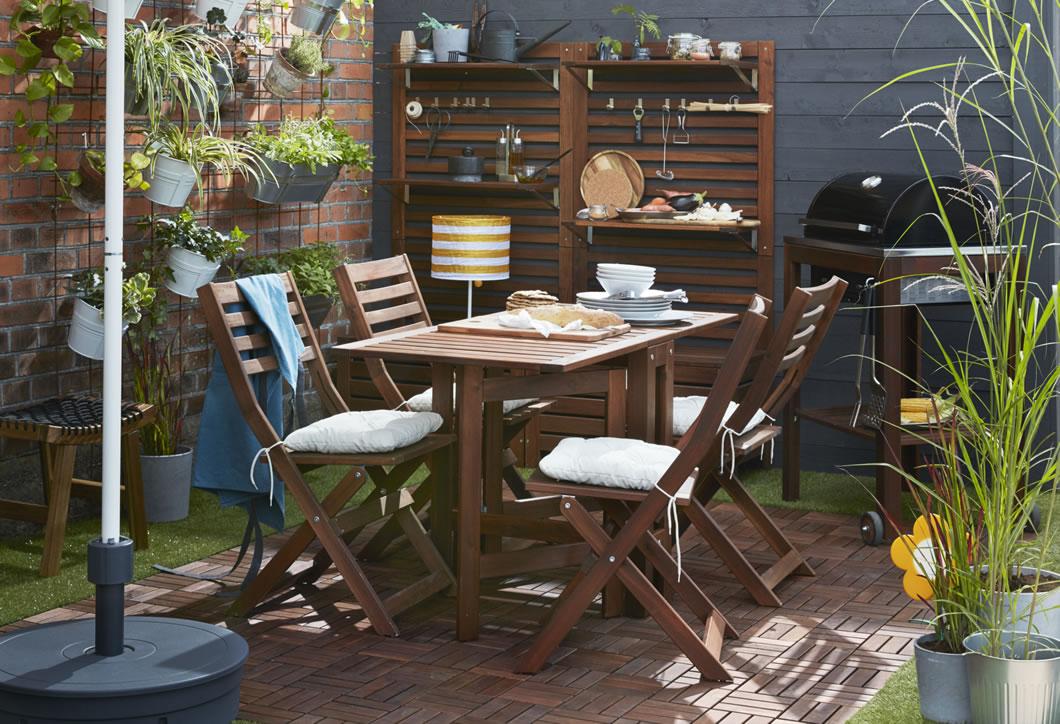 Bahçenize uygun sandalye