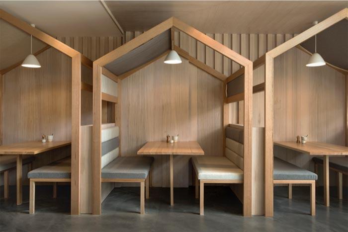 Aile Restoran Tasarımı