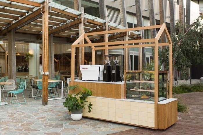 Restoran Bahçe Tasarımı