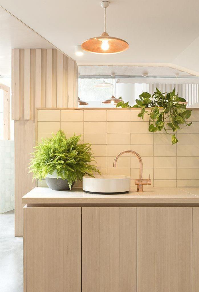 Restoran Banyo Tasarımı