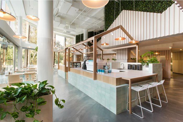 Restoran Tasarım Fikirleri