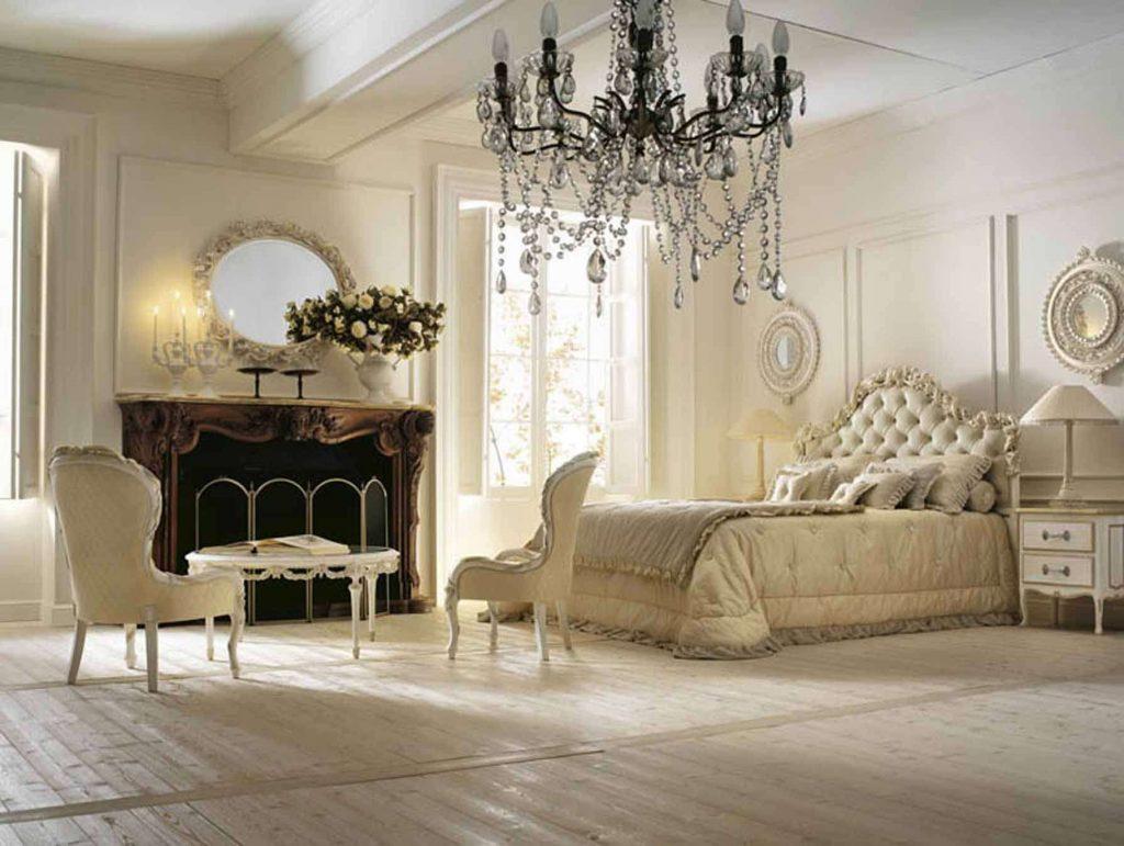 harika modellerde italyan yatak odası dekor fikirleri