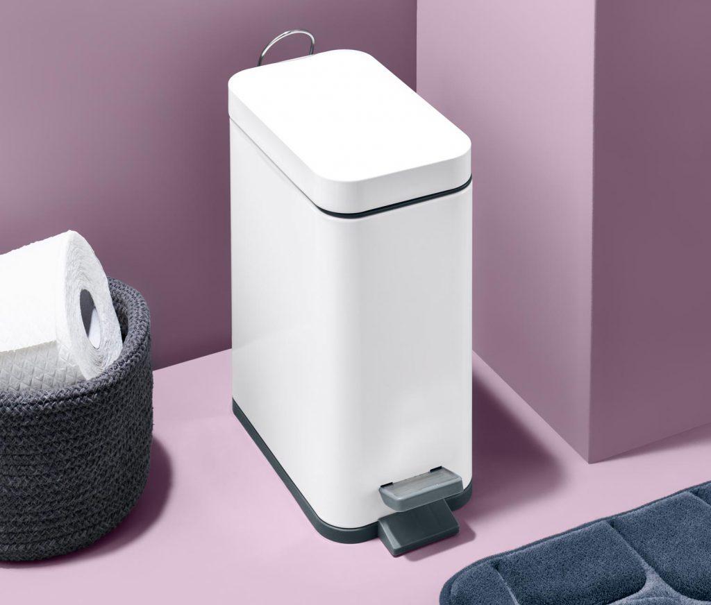 Banyo Çöp Kutusu Modeli