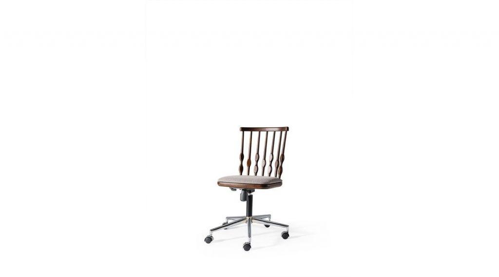 Bella Ceviz Çalışma Sandalyesi