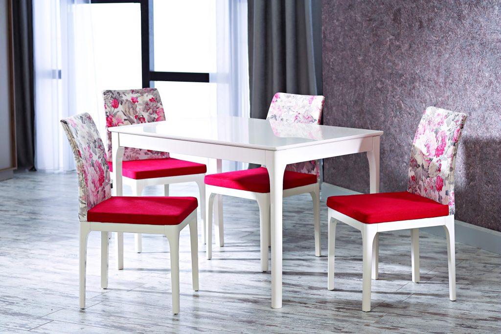 Doğtaş Enjoy Mutfak Masası Beyaz