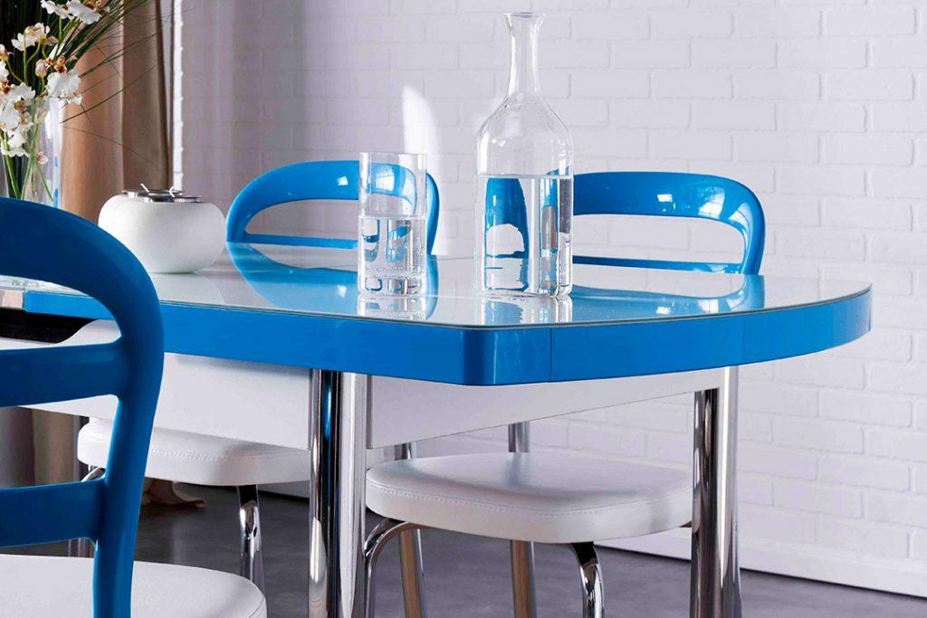 Doğtaş NOA Mutfak Masası Turkuaz