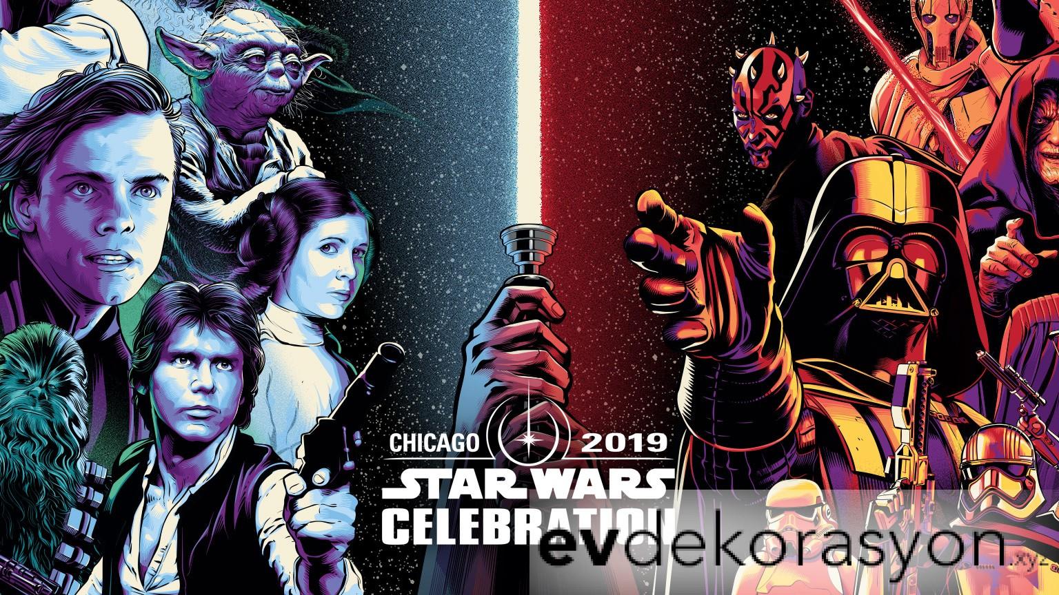 Star Wars Yıldız Savaşları Mobilya Ürünleri