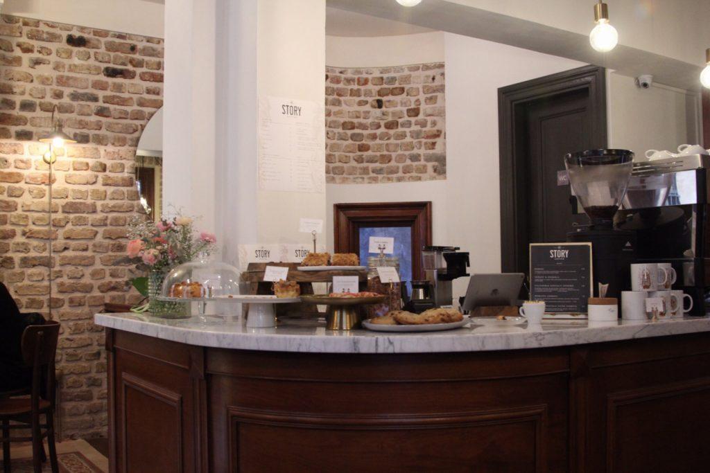 Story Cafe Moda