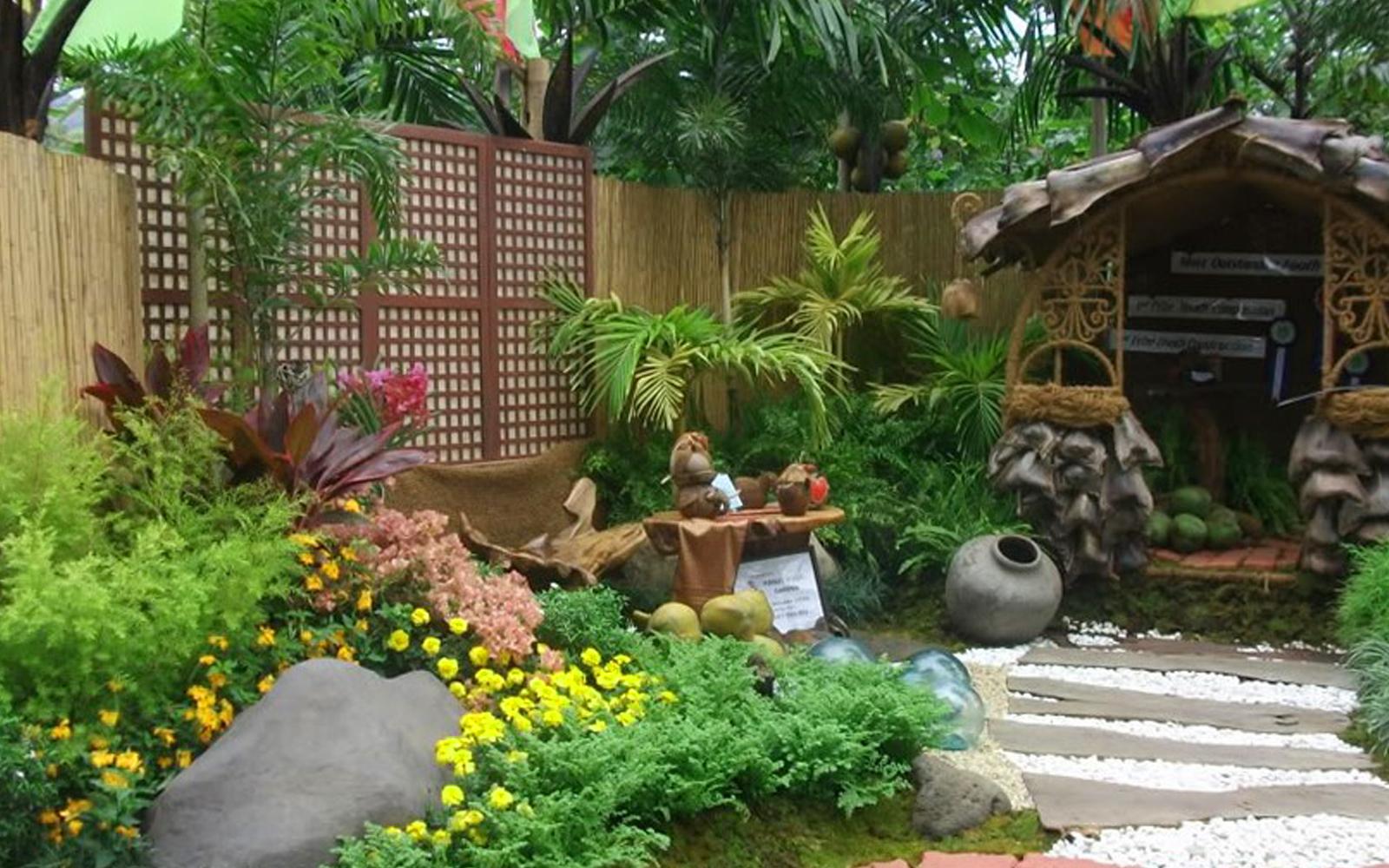 Kendin Yap Bahçe Dekorasyon Örnekleri
