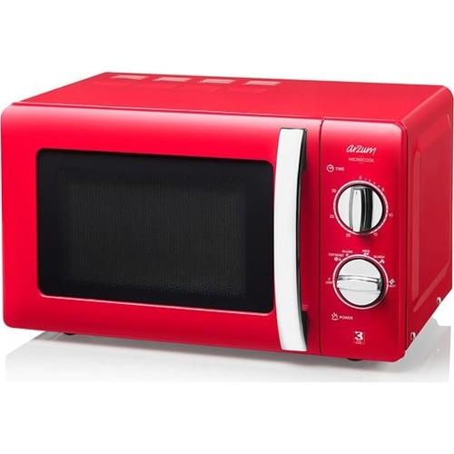 Arzum AR2029 Microcook Mikrodalga Fırın Kırmızı