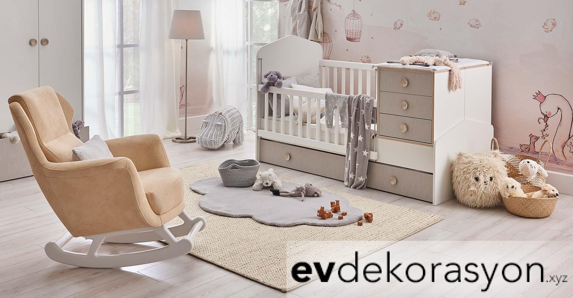 Çetmen Bebek Odası Takımları