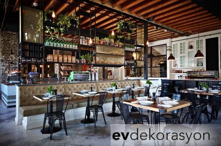 Lüks Restoran Tasarım Önerileri