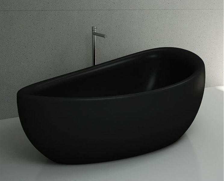 Siyah Küvet Modeli