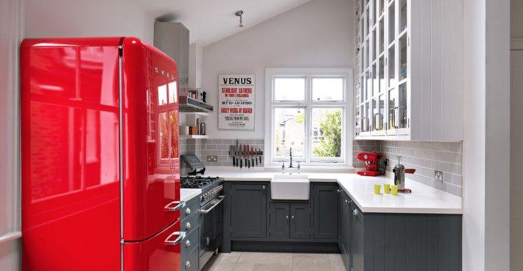Kırmızı Buzdolabı Çeşitleri