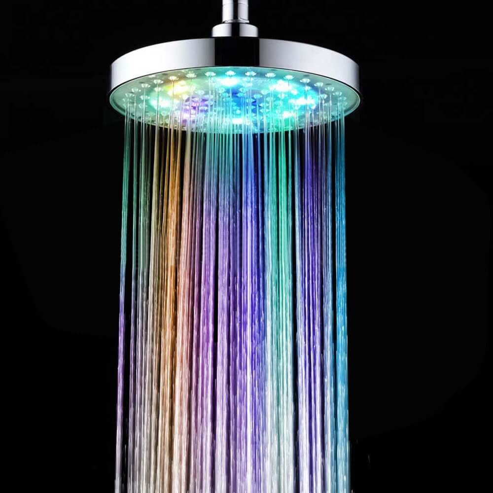 LED Duş Başlıkları