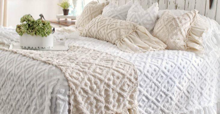 2020 Rustik Yatak Odaları