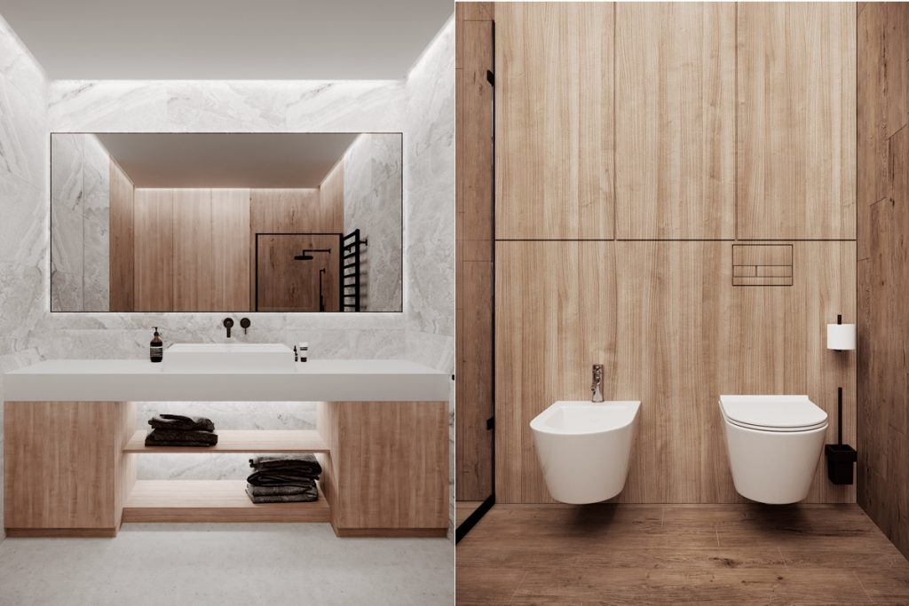 2020 Modern Banyo Tasarım