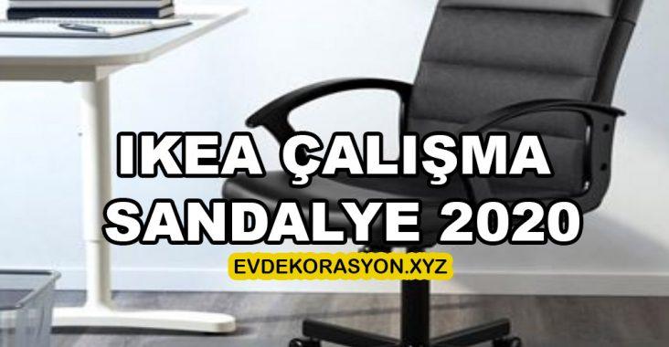İKEA Çalışma Sandalyesi Modelleri 2020 Fiyatları