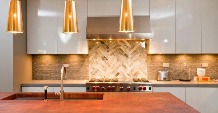 2020 Modern Mutfak Tasarım Trendleri