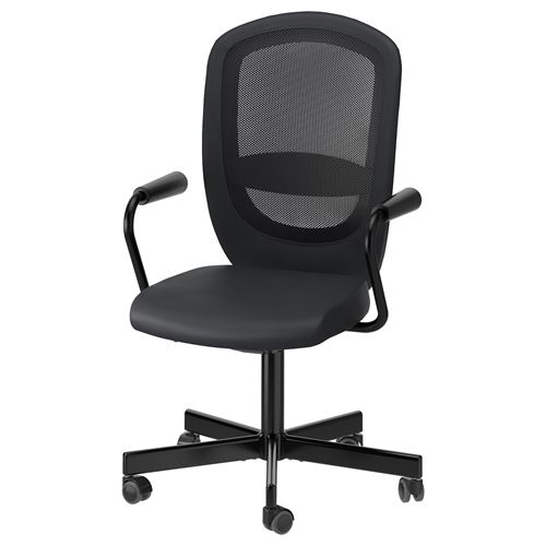 FLINTAN kolçaklı dönen sandalye 699TL