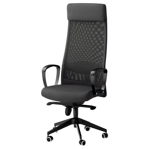 MARKUS kolçaklı dönen sandalye fiyatı 1.149TL