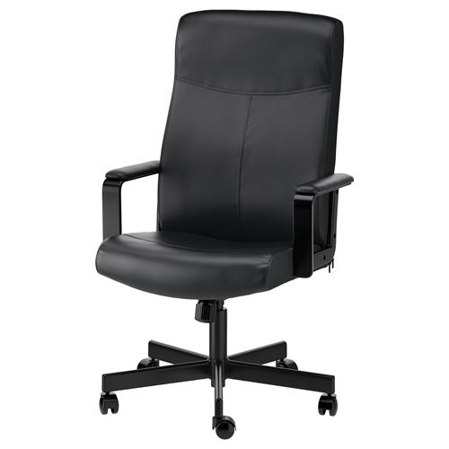 MILLBERGET kolçaklı dönen sandalye fiyatı 699TL
