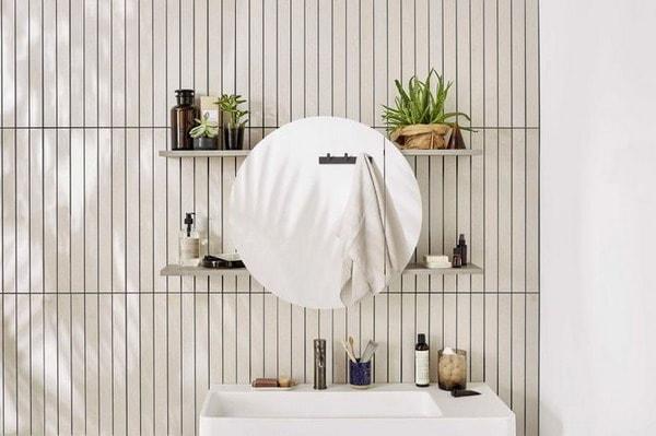 Küçük Banyolara Dekorasyon