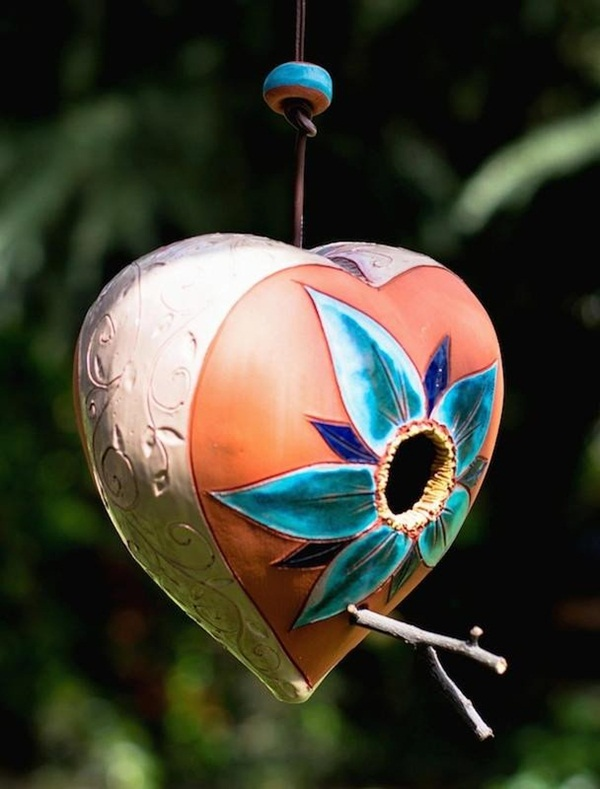 Kuş Yuvası Tasarımları