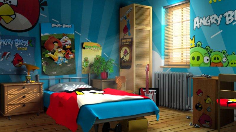 Oyuncu Odası Dekorasyon Fikirleri