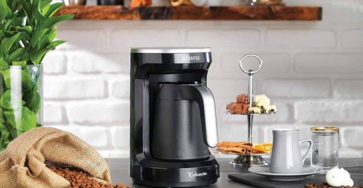 schafer kahve makinesi