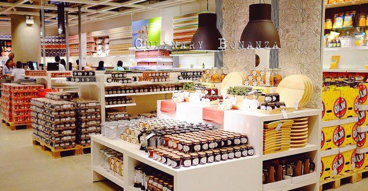 İsveç Gıda Marketi ürünleri