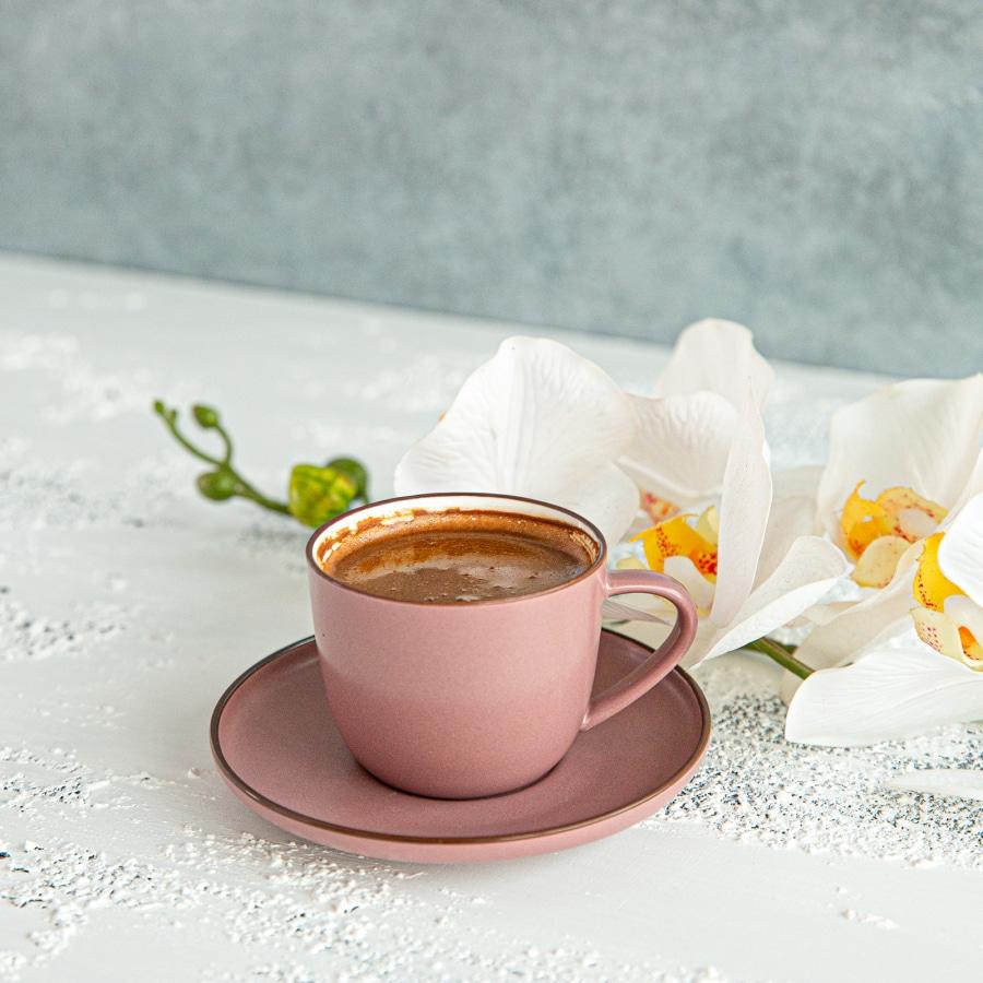 Karaca Handy 6 Kişilik Kahve Fincan Takımı