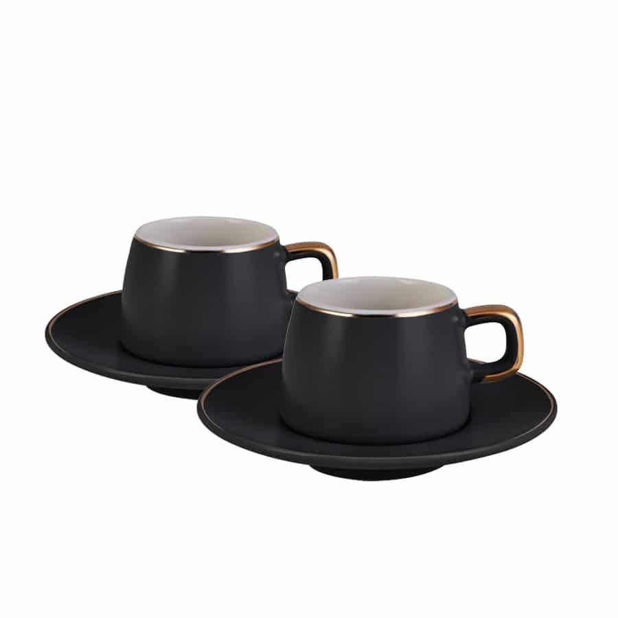 Karaca Pera 2 Kişilik Kahve Fincan Takımı
