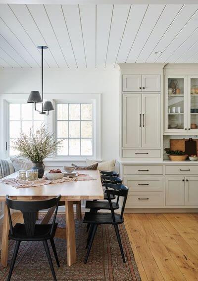 Mutfak + Yemek + Oturma Odası