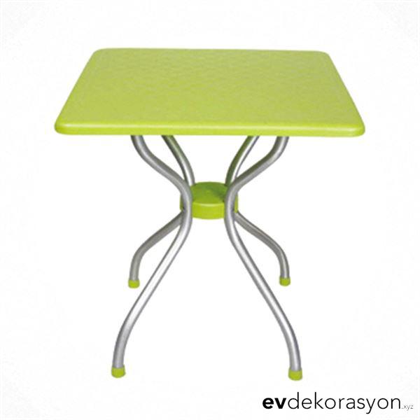 Alfa Bahçe Masası Yeşil