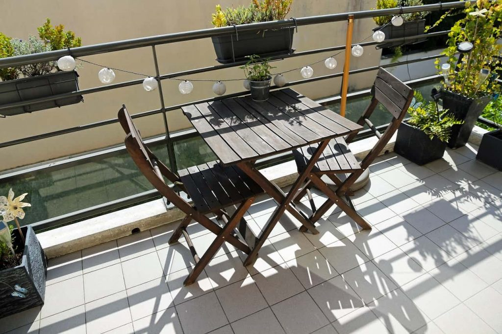Balkon Mobilya Seçimi
