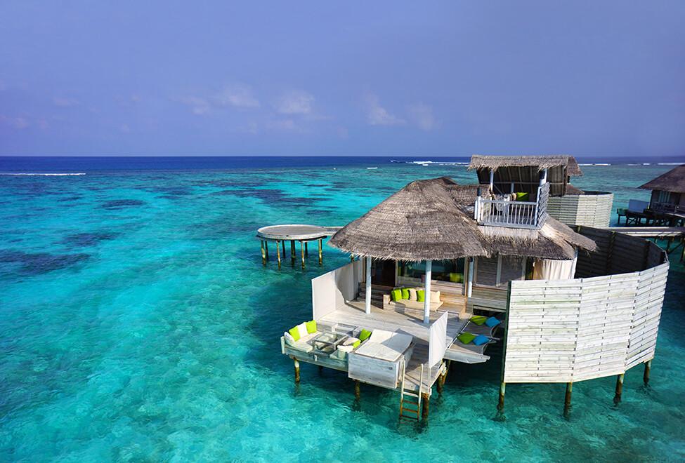 Maldivler Otelleri